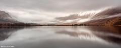 Loch Etive (aland67) Tags: landscape seascape longexposure leendsoft09 mist clouds mountain alanddewit autumncolors sillence scotland outdoor
