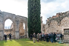 "Monasterio de Santa María la Real de Valdeiglesias • <a style=""font-size:0.8em;"" href=""http://www.flickr.com/photos/141347218@N03/32950291478/"" target=""_blank"">View on Flickr</a>"