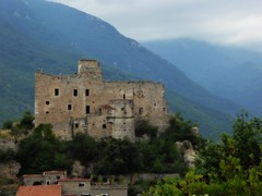 Castelvecchio di Rocca Barbena (fotomie2009) Tags: castelvecchio di rocca barbena liguria italy italia castello castle fortezza fortress stones landscape paesaggio