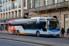 54517 YX18LLC Stagecoach Perth (busmanscotland) Tags: 54517 yx18llc stagecoach perth yx18 llc volvo b8rle plaxton panther le low entry