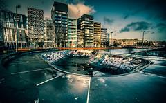 Thesting new lens (tomaszbaranowski007) Tags: sigma 1020 lelystad holland wide angle city urban street contrast nikon nikond5500 d5500