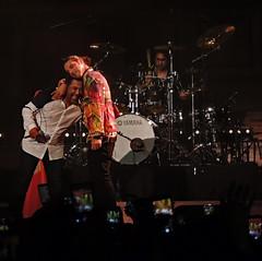 Polderrapper meets the King of Rai EXPLORED! (Shahrazad26) Tags: khalid rai kingofrai roidurai concertgebouw amsterdam alib rapper muziek music musique