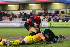 Lewes 4 Wingate Finchley 2 19 01 2019-593.jpg (jamesboyes) Tags: lewes wingate finchley bostik premier isthmian football soccer nonleague sports amateur goals score tackle celebrate kick ball boots mud floodlights rooks canon photography dslr 70d