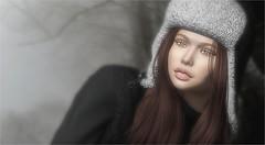 GIRL (tarja.haven) Tags: revoul entwined skins genusskin photography photo pixelart portrait tarjahaven event avatar sl secondlife digitalart fashion virtual genus