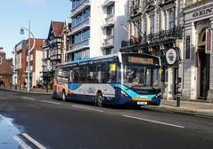 26162 SN67WWG (PD3.) Tags: bus buses psv pcv hampshire hants england uk portsmouth stagecoach adl enviro 200 mmc 26162 sn67wwg sn67 wwwg