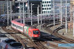 ÖBB EuroCity 164 (taurus00806) Tags: istván mondi öbb eurocity 164 transalpin innsbruck austria 1116 254 159 brennerbanlok