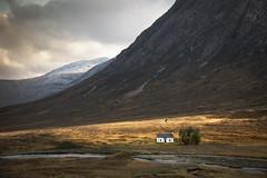 Last of the light, Glen Coe. (iancook95) Tags: coe scotland glen