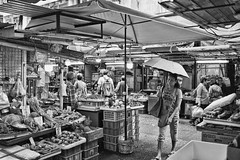Market Scene, Jordan, Hong Kong (J3 Private Tours Hong Kong) Tags: hongkong jordandistricthongkong
