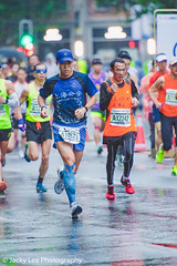LD4_9073 (晴雨初霽) Tags: shanghai marathon race run sports photography photo nikon d4s dslr camera lens people china weekend november 2018 thousands city downtown town road street daytime rain staff
