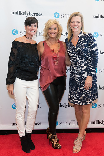 Mary Harlow, Jen Morgan, Angie Vandenbrook