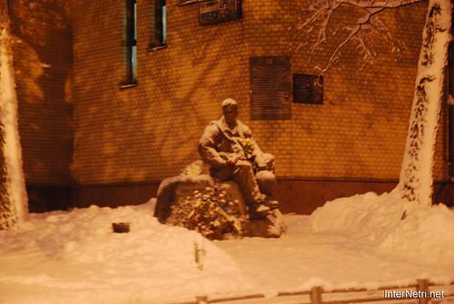 Засніжений зимовий Київ 416 InterNetri.Net Ukraine