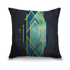 Gold Tris - Geometric artwork in shades of blue with a golden diamond pattern ona background of dark navy blue feathers.  https://spaceplug.com/gold-iris-i-i.html . . . . . #spaceplug #bigcanvas #nature #like4like #follow4follow #fashion #art #beauty #can (spaceplug) Tags: gift beauty like4like instatag goldiris instapic instagood art canvas instastyle spaceplug nature like homedecor instadaily instamood photo flower bigcanvas followus pillow perfectpic canvasdemand style photography follow4follow fashion