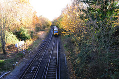 DSC_2170 From Earley Station (PeaTJay) Tags: nikond300s england uk berkshire reading earley outdoors publictransport transport trains railways