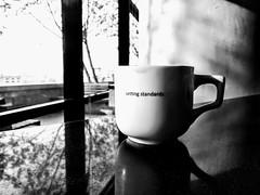 Afternoon Tea (myphone.mia2lite) Tags: afternoon tea cup mobilephotography bangladesh dhaka shantaholdings teacorner black white blackandwhite bw monochrome xiaomi