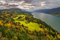 Cape Horn Overlook, Columbia River Gorge National Scenic Area (Cole Chase Photography) Tags: columbiariver gorge washington autumn november fall pacificnorthwest