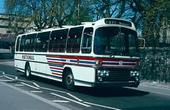 2104. WFH 169S: Bristol Omnibus (chucklebuster) Tags: wfh169s bristol omnibus leyland leopard plaxton supreme national travel south west