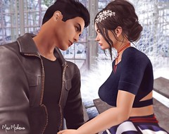 No amount of time and space can separate you from the people who are meant to be in your life. They will always come back. (๓คเค๓ςкєєภคภ) Tags: maiamckeenan deaddollz tram love romantic couple amore amor parejas avatar sl romance