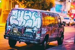 Truckin (Thomas Hawk) Tags: america bayarea california mission missiondistrict sf sfbayarea sanfrancisco usa unitedstates unitedstatesofamerica westcoast graffiti fav10 fav25