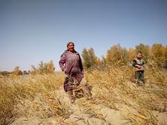 Por la cuenca del Deriya. Desierto de Taklamakán. China (escandio) Tags: peneconejo taklamakan keriya china2018 china 2018 2 xinqian