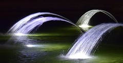 Water #2 (MJ Harbey) Tags: water lights fountain france palaceofversailles nikon d3300 nikond3300
