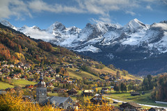 Alpine Autumn (hapulcu) Tags: alpes alps annecy france francia frankreich frankrijk herbst savoie savoy automne autumn autunno otoño toamna γαλλία франция aravis