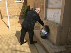 Επίσκεψη Υφυπουργού Εξωτερικών M. Μπόλαρη στην Κύπρο (4-6.11.18) (Υπουργείο Εξωτερικών) Tags: μπολαρησ υφυπεξ ελλαδα λευκωσια κυπροσ φυλακισμεναμνηματα bolaris mfaofgreece nicosia cyprus archbishop chrisostomos χρυσοστομοσ