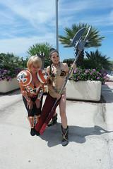 SDCC 2018 - 1796 (Photography by J Krolak) Tags: costume cosplay masquerade comicconvention sdcc2018 starwars princessleia slaveleia