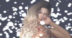 Starfall (ℰżιℓι) Tags: suicidedollz theliaisoncollaborative p masoom leluck avatar bento decor fashion genus jewelry maitreya necklace mesh unrigged makeup moles freckles applier sparkle flurries lights