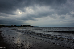 Dark and Wet! (BGDL) Tags: lightroomcc nikond7000 bgdl landscape odc nikkor18105mm3556g seascape availablelight