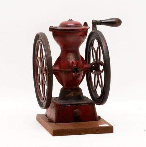 Enterprise small 2 wheel coffee mill ($420.00)