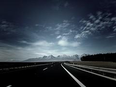 Tatra Mountains | Slovakia (maryduniants) Tags: landscape way europe highway road clouds mount tatramountains tatras tatra mountains slovakia