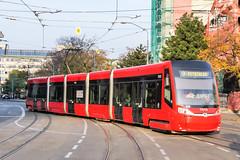 BTS_7513_201811 (Tram Photos) Tags: škoda 30t forcityplus skoda bratislava dopravnýpodnikbratislava dpb strasenbahn tram tramway električková mhd električka