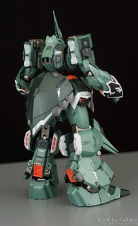 Steel Legend Metal Build Kshatriya 21 by Judson Weinsheimer