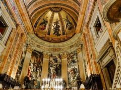 altar mayor interior Real Basilica de San Francisco el Grande Madrid 01 (Rafael Gomez - http://micamara.es) Tags: altar mayor interior real basilica de san francisco el grande madrid