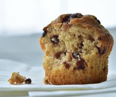 DSC_0023_culinaire (Josée Ferland) Tags: muffin chocolat