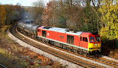 Hired In Tug At Hall Royd. (Neil Harvey 156) Tags: railway 60091 barryneedham hallroydjunction todmorden caldervalley copypitline prestondockstanks bitumentanks prestontanks 6e32 class60 dbschenker tug