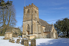 St Andrew's Church, Hazleton (Roger Wasley) Tags: st andrew's church hazleton gloucestershire architecture history ancient building cotswolds listed