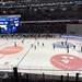 Första hockeyn live på länge...