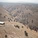 Deir Abu Said area; Wadi Su, looking South-east