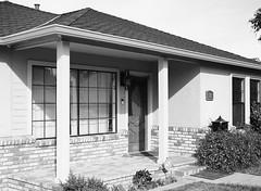 Santa Clara (bior) Tags: 6x45cm mediumformat 120 ilford fp4 fp4plus ilfordfp4 santaclara house home pentax645nii