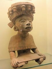 Elaborate Hat (edenpictures) Tags: sculpture statue newyorkcity nyc manhattan mesoamerican precolumbian art nativeamerican americanmuseumofnaturalhistory amnh naturalhistorymuseum museum upperwestside