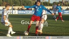 CD Castellón B 0-0 CD Burriana (16/12/2018), Jorge Sastriques