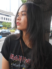 DSCN8848 (Avisheena) Tags: avisheena model hello world face hair black photograph tumblr girl