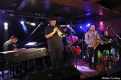 MG_4688 (vladrus) Tags: happy synapse jazz vladrus korobitsyn sasha mashin drums makar novikov bass benito gonzalez piano josh evans trumpet rosario giuliani sax
