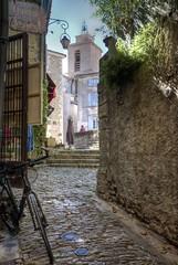 DSC_0806_7_8_Enhancer (Little_Baklava) Tags: provence france colorful buildings fields landscape herbesdeprovence gordes menebres stonework streets vines ochre vinyards grapes streetscape architecture streetphotography pontdugard