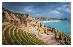 The Minack Theatre (Rich Walker Photography) Tags: cornwall theatre porthcurno cliff sky sea ocean waves seascape seascapes landscapes landscape landscapephotography landmark landmarks canon coast coastline coastal england efs1585mmisusm eos eos80d