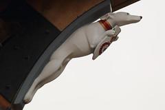 The Matthew's Figurehead (charliejb) Tags: thematthew thematthewofbristol bristol ship caravel wooden tallship johncabot replica underfallyard 2019 cumberlandbasin drydock balticwharf