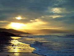 Seascapes and Shorelines. (Defabled) Tags: seascape shorelines llandanwg gwynedd