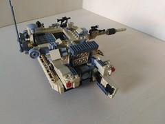 Lego M1A3 Abrams SEP V.3-TUSK 2 MBT (5) (Parm Brick) Tags: lego military army moc afol tank vehicle abrams tusk2 sep3 usa m1a3 m1a3abrams