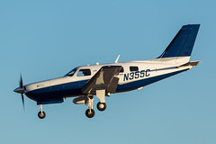 N355C (davfog2002) Tags: las vegas mccarran airport
